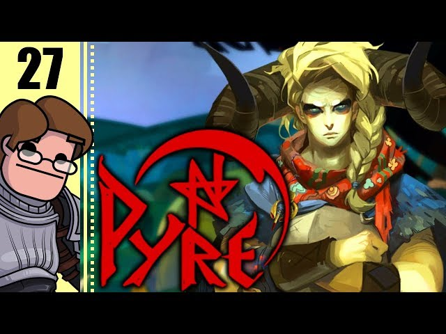 Lets Play Pyre Part 27 - Milithes Tail
