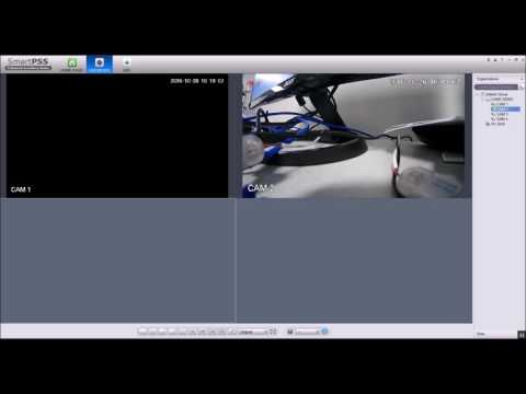 CAMX CCTV: How to Save Views In SmartPSS