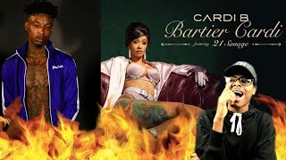 A Hit Or Miss? | Cardi B - Bartier Cardi feat.21 Savage | Reaction