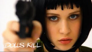 MATHILDA THE PROFESSIONAL at Dolls Kill
