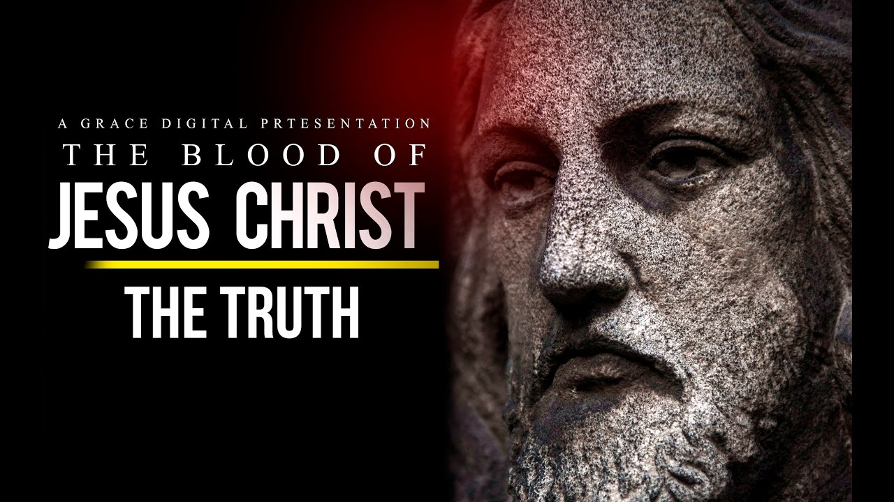THE SUPERNATURAL POWER THAT YOU MUST KNOW ABOUT THE BLOOD OF JESUS