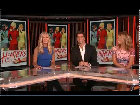 Entertainment Tonight - From Cult Classic to Musical - YouTube