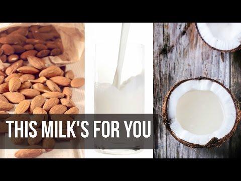 Ketosis Dairy Alternatives: Best Nut Milks- Thomas DeLauer