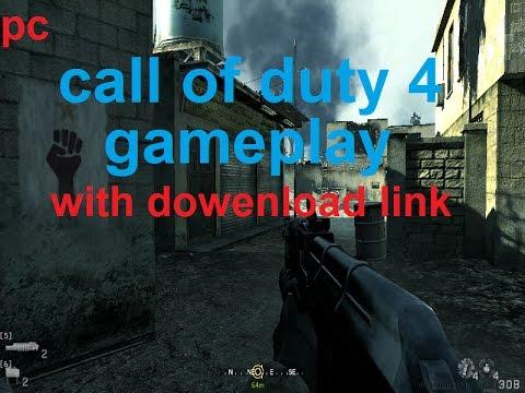 call of duty 4 (Modern WarFare) [pc] ultra low [free dowenload link]