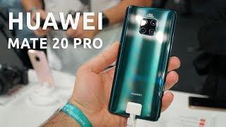 Премиера и първа среща с Huawei Mate 20 Pro