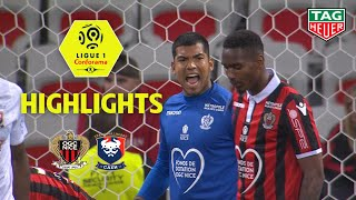 OGC Nice - SM Caen ( 0-1 ) - Highlights - (OGCN - SMC) / 2018-19