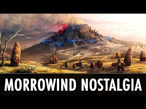 Skyrim Mods Nostalgia: Morrowind Edition