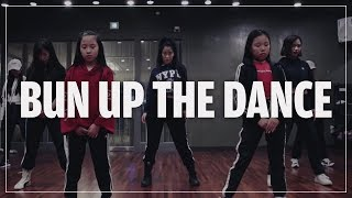 Dillon Francis, Skrillex - Bun Up the Dance Qoo Choreography