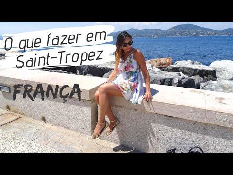 O que fazer um dia em Saint Tropez