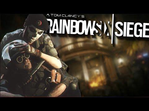 Cavieira Is TOTALLY Balanced Operator.....YUP   Tom Clancy's Rainbow Six Siege Funny Moments  