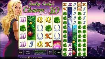 Lucky Lady's Charm™ Deluxe 10 kostenlos spielen - Novomatic / Novoline