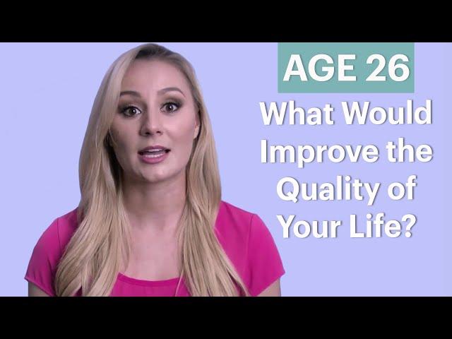 Луѓе од 5 до 75 години одговараат: Што би ви го подобрило животот?