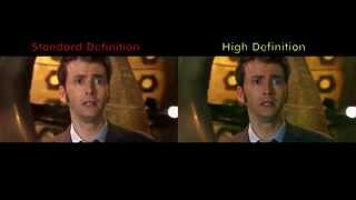 HD vs SD Comparison