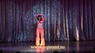"""Танец живота. Отрывок из танцевального спектакля. Школа танцев """"Экспромт"""""""