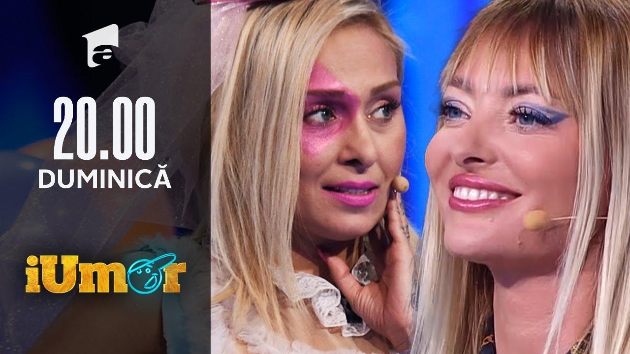 Semifinala iUmor 2020   Mirela Didei, număr colorat de stand-up
