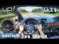 VW UP GTI | AUTOBAHN POV TOP SPEED 206km/h by AutoTopNL