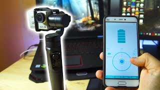 Hohem iSteady Pro 📷 3 осевой стабилизатор для экшн камер с AliExpress 🎥 электронный стабилизатор