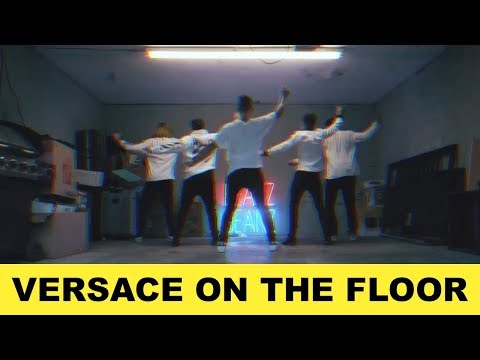 Versace On The Floor - Bruno Mars Cover x PRETTYMUCH