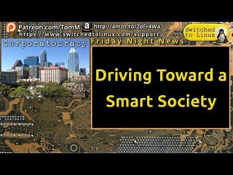 Driving Toward a Smart Society