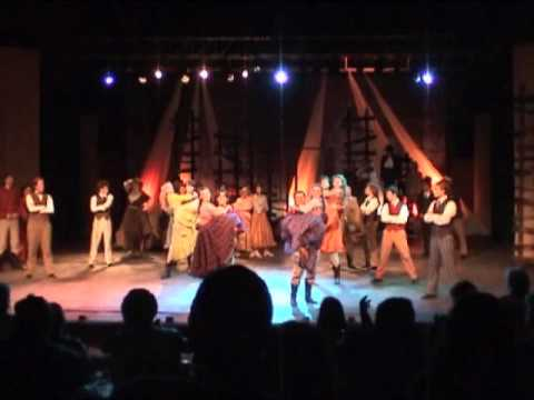 Barn Dance - from Seven Brides for Seven Brothers - YouTube