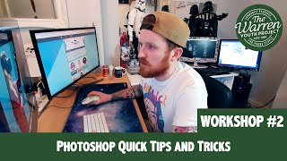 ROBBIE - Photoshop Quick Tips and Tricks