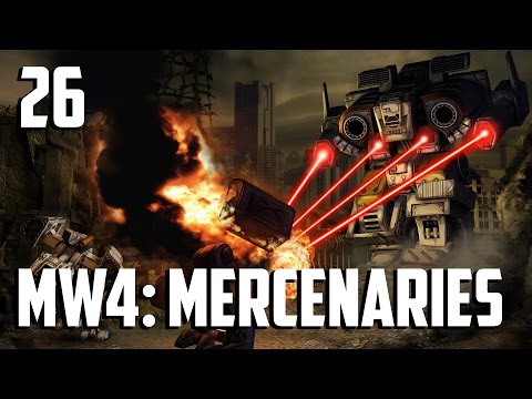 MW4: Mercenaries - Ep 26 'Offshore & Escort'