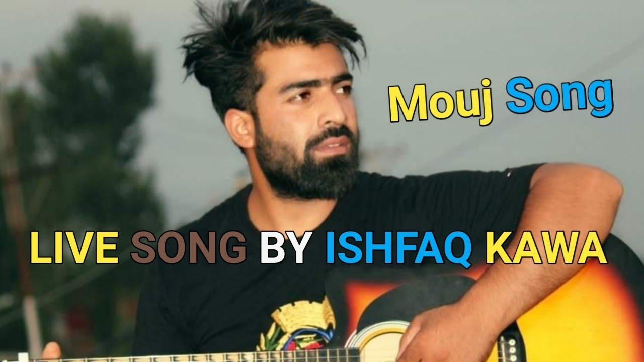 Live ishfaq kawa from Mumbai he is missing kashmir so please like comment share and subscribe