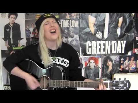 Acoustic cover of GREEN DAY's Going to Pasalacqua