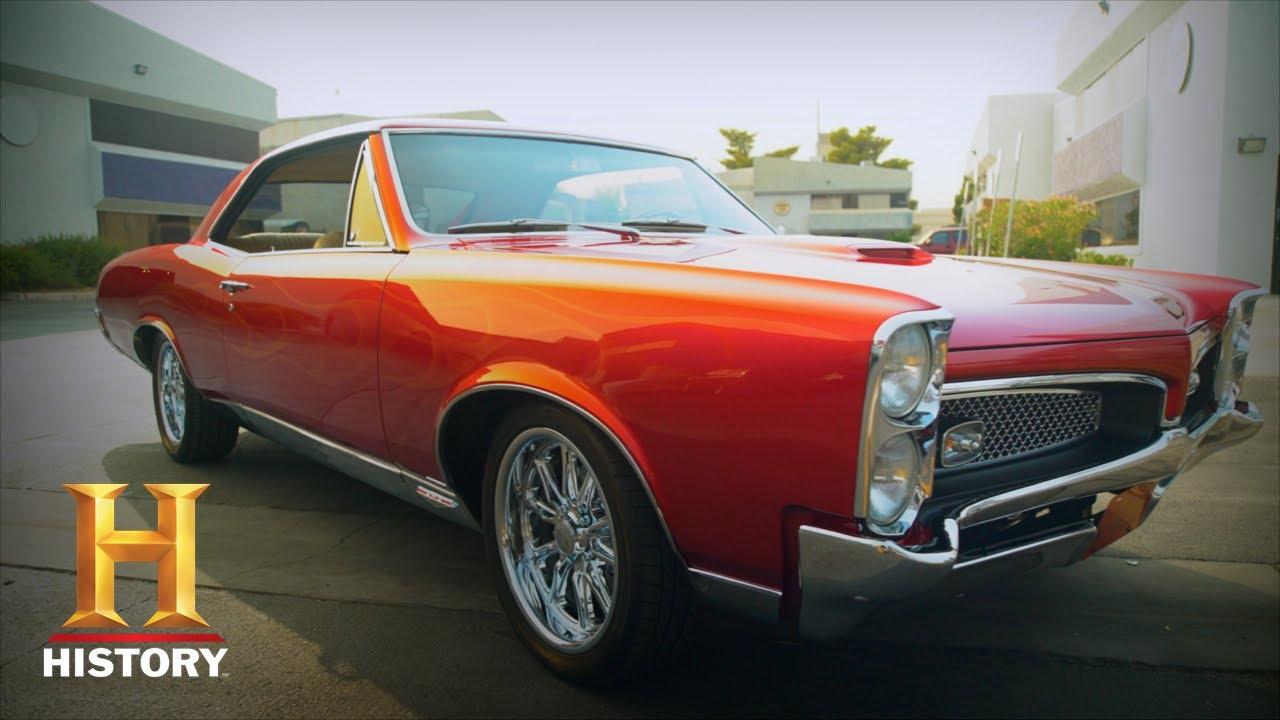 Download Counting Cars: Danny Can't Part Ways with INCREDIBLE 1967 Pontiac GTO (Season 9) | History