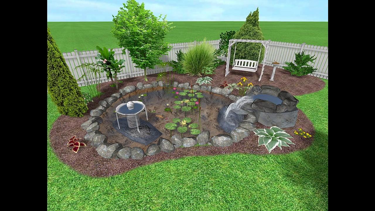 ideas de diseo de jardines pequeos