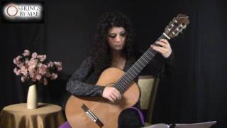 Video 28: Coranto - Heigh Ho Holiday by Antony Holborne (arr. Brian Jeffrey) - Gohar Vardanyan