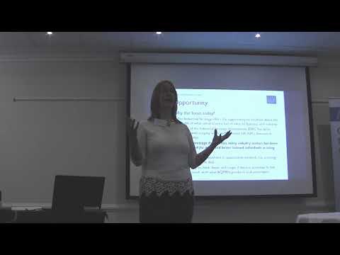 ESRC Support For Business Impact - Melanie Knetsch