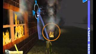 In the line of duty fire fighter pc gameplay
