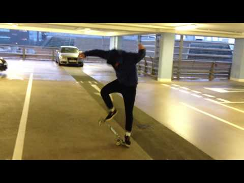 HOW TO SKATE LIKE SAMMY YOUNG