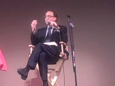 Q&A  with Ray Kurzweil following the film debut of