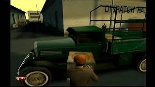 MAFIA (2002 Game) 20-04 Just For Relaxation - The Harbor (XBOX)