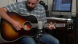 2020 Gibson 50's J45 Original - Demo / Sound Test
