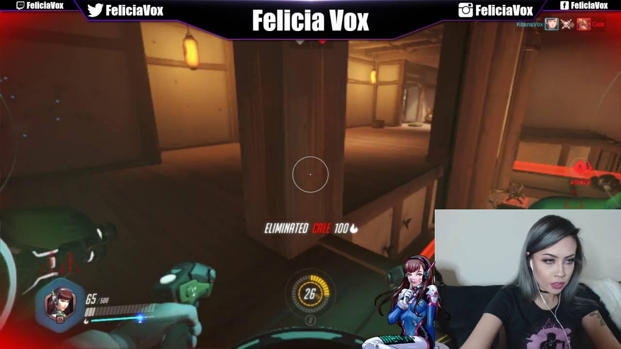 Felicia Vox Nude Photos 15