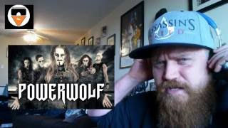 My Pick Powerwolf Army Of The Night Reaction Review