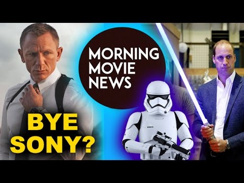 Bond 25 to Warner Bros or Universal? Prince William & Prince Harry Cameo in The Last Jedi?!