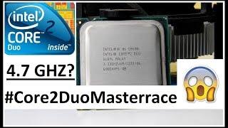 El Core 2 Duo más rápido del mundo: Batalla final con overclock extremo!  [ 4.7 GHZ ]