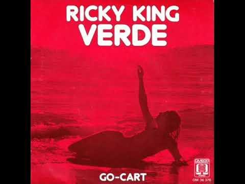 Ricky King   Verde 1975