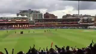 Lords Celebration Unbelivable After England Beat India in Final #Wwc17