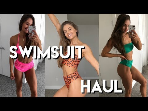 Swimsuit Try-On Haul ☀️