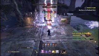 Magicka Sorcerer No Pet 40.8k Solo Dps Test