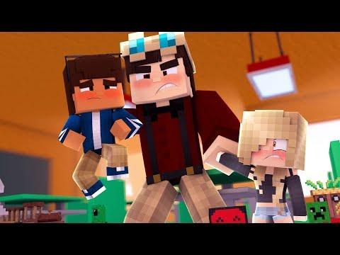 Minecraft Daycare - DETENTION!! (Minecraft Roleplay)