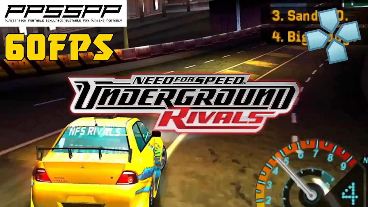 Need for speed underground rivals archives gamerevolution.