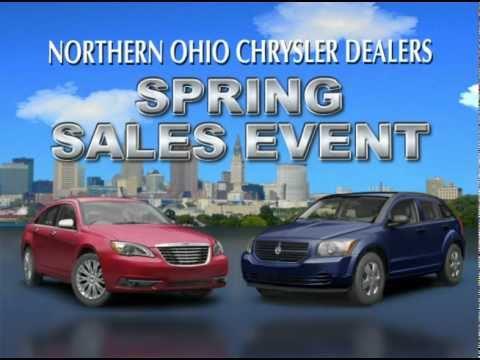 2011 Chrysler 200 Spring Sales Event (Brunswick Auto Mart).mov