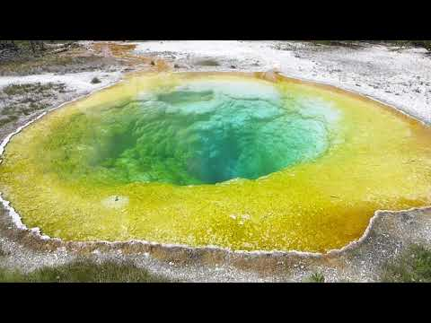 Yellowstone National Park - Upper Geyser Basin (2018)