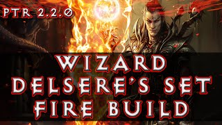 Diablo 3 - Wizard Delsere